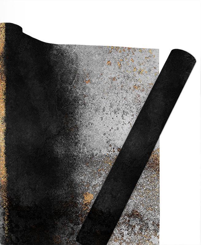 Soot and Gold -Geschenkpapier