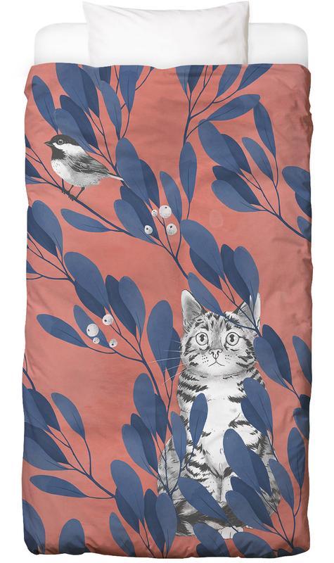 Katzen, In The Wild Bettwäsche