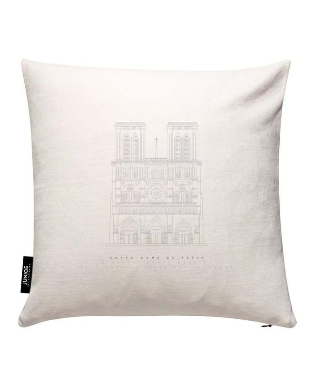 Notre Dame Cushion Cover