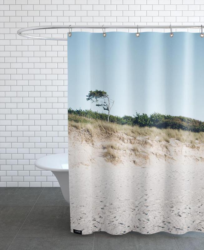 Naturstrand Shower Curtain