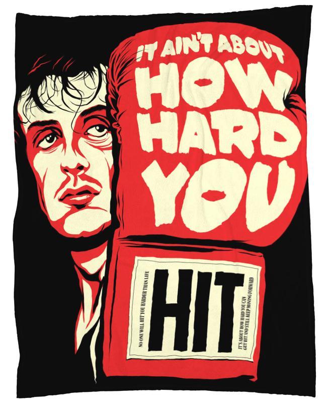 How Hard You Hit plaid