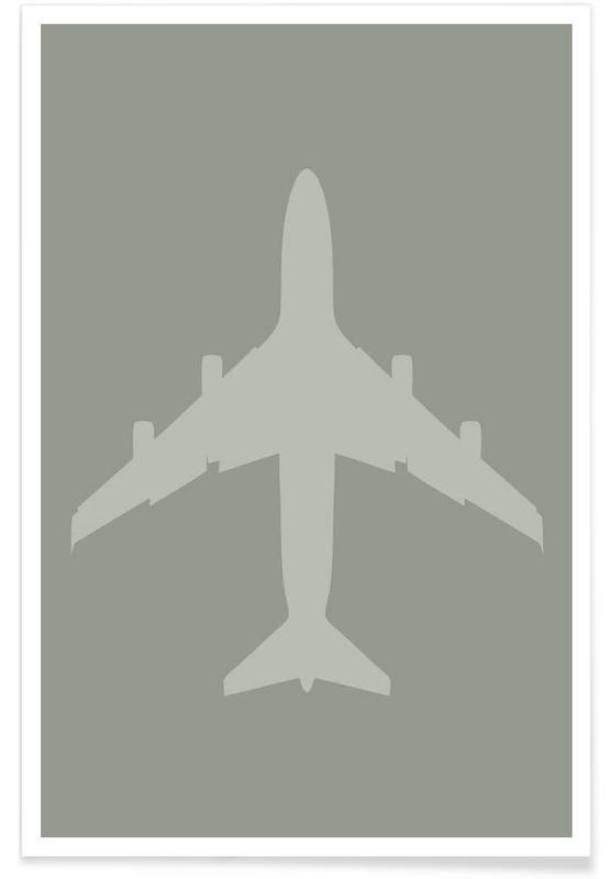 Avions, The Jet Poster affiche
