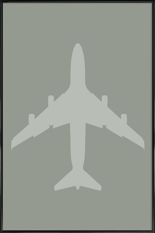 The Jet Poster ingelijste poster