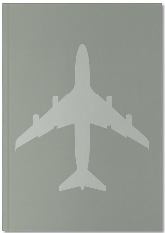 The Jet Poster Notebook