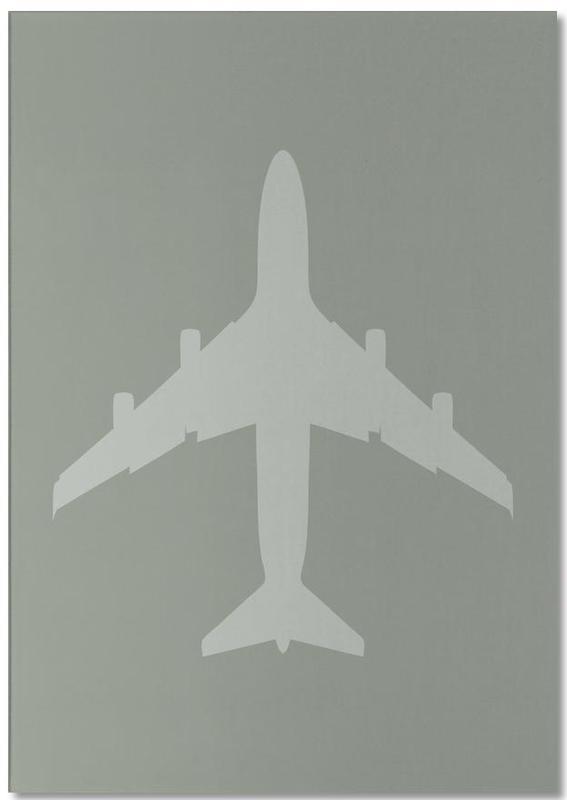 The Jet Poster -Notizblock