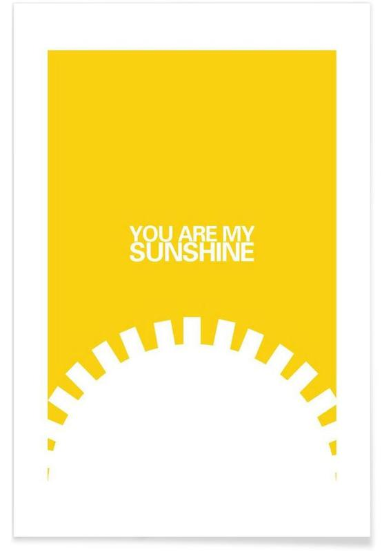 The Sunshine Poster affiche