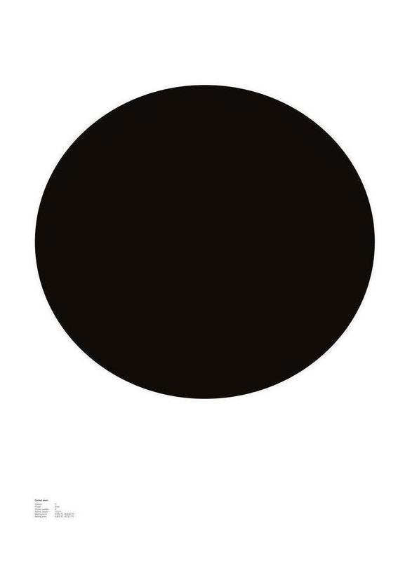 The Carbon Poster -Leinwandbild
