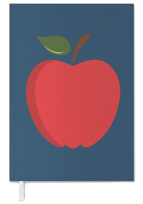The Red Apple Poster Personal Planner