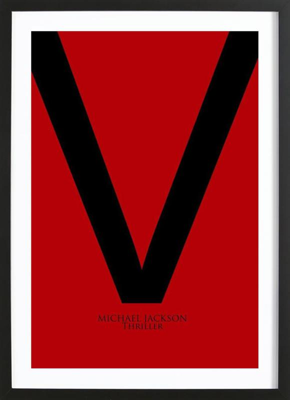 Thrill V Framed Print