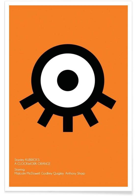 Films, Orange affiche