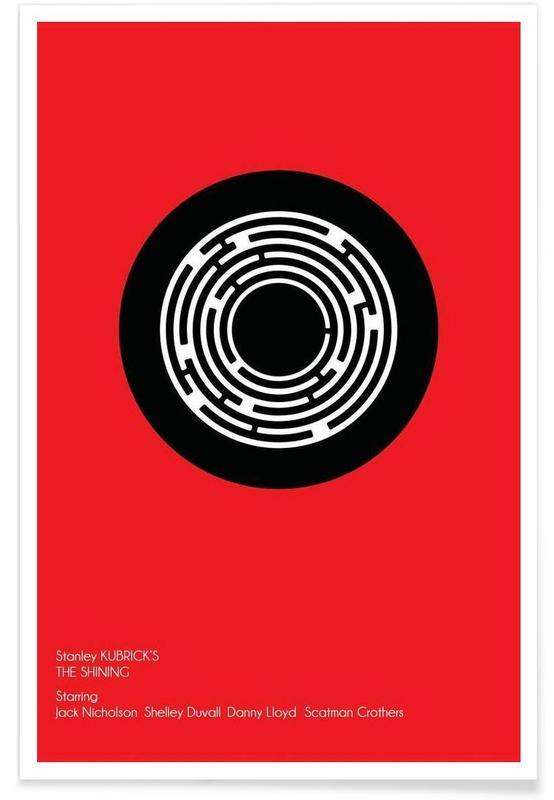 Films, Labyrinth affiche