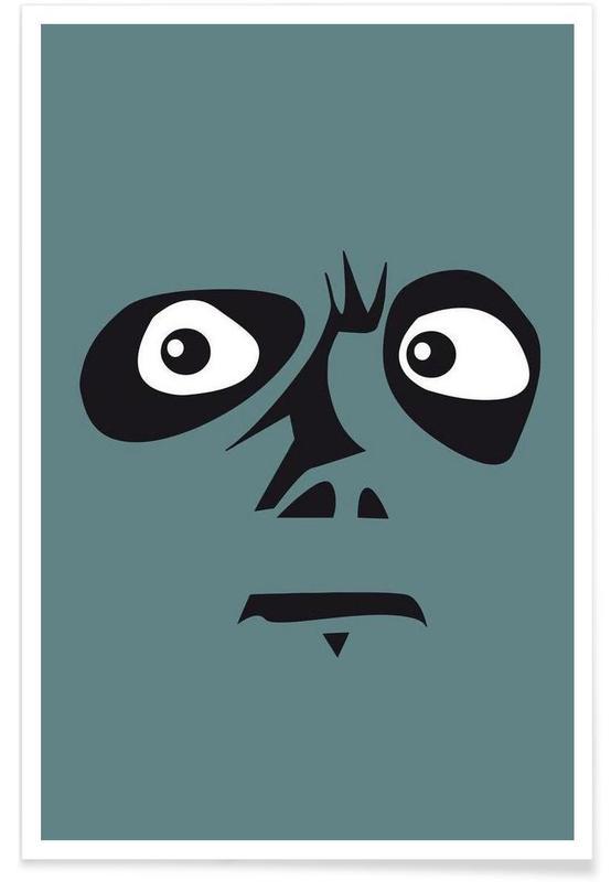 Zombie affiche