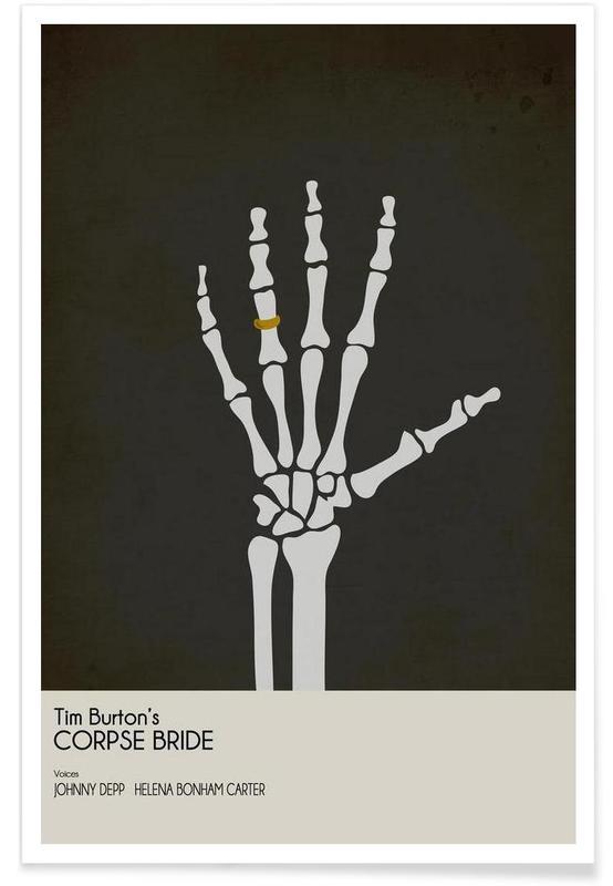 The Dead Bride poster