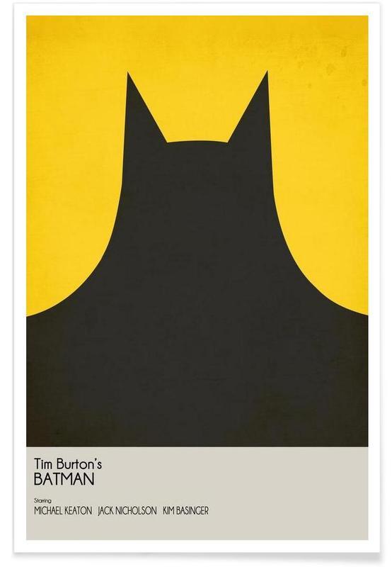 Batman, Films, The Bat affiche