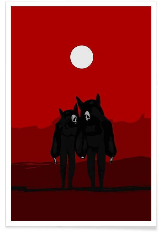 Couples, Valentine's Day, Creatures & Hybrids, Valentine's Day Poster