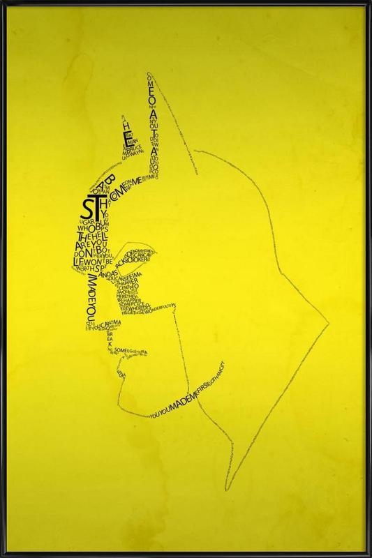 Bat Quotes ingelijste poster