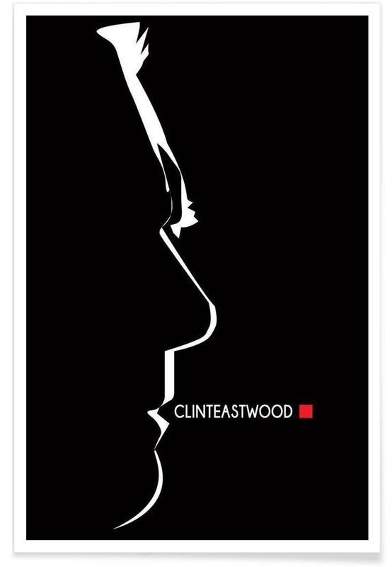 Clint Eastwood, Clint affiche
