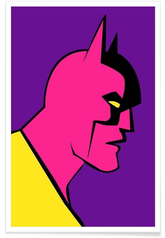 Pop The Bat affiche