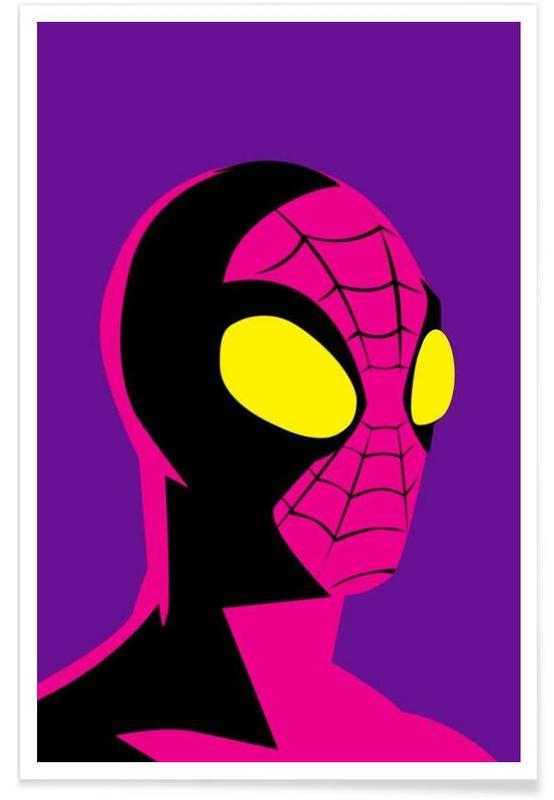 Pop The Spider affiche