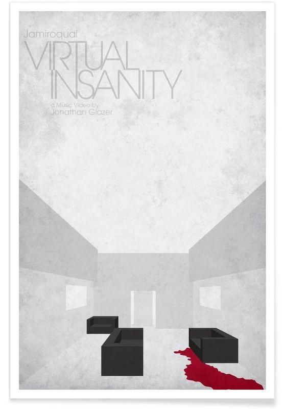 Virtual Insanity -Poster