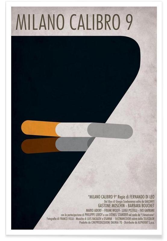 Milano Calibro 9  Poster
