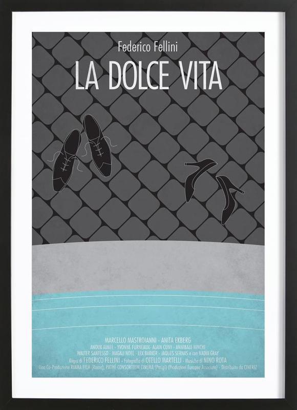 La Dolce Vita Framed Print