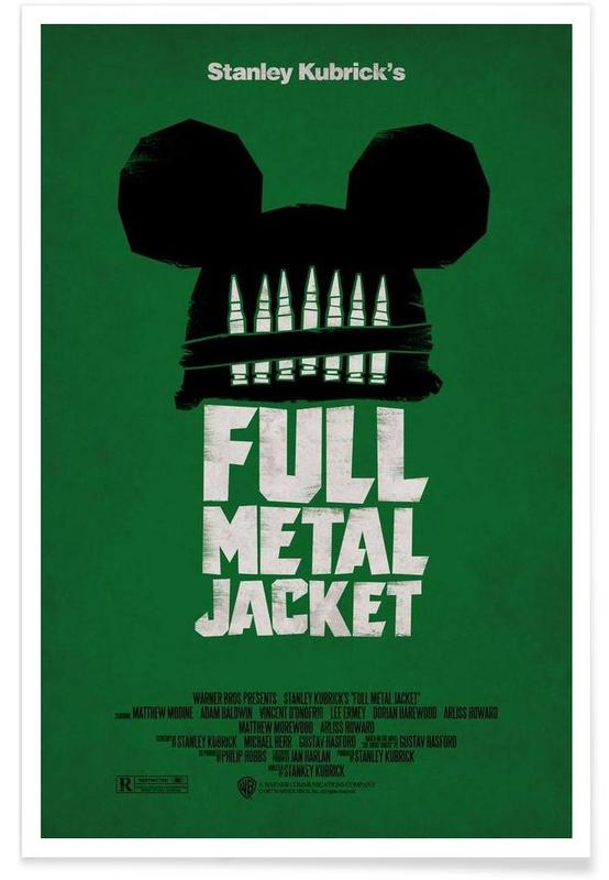 Full Metal Jacket -Poster