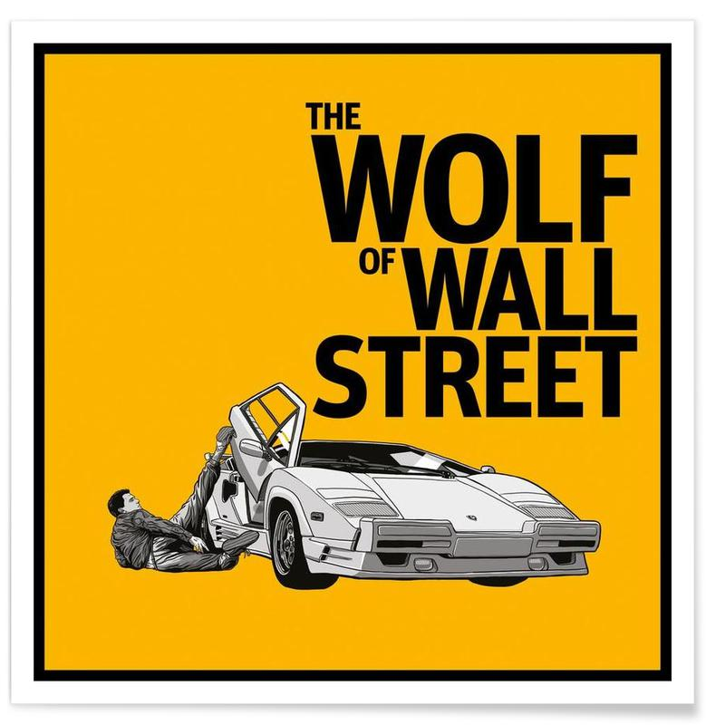 The Wolf of Wall Street -Poster
