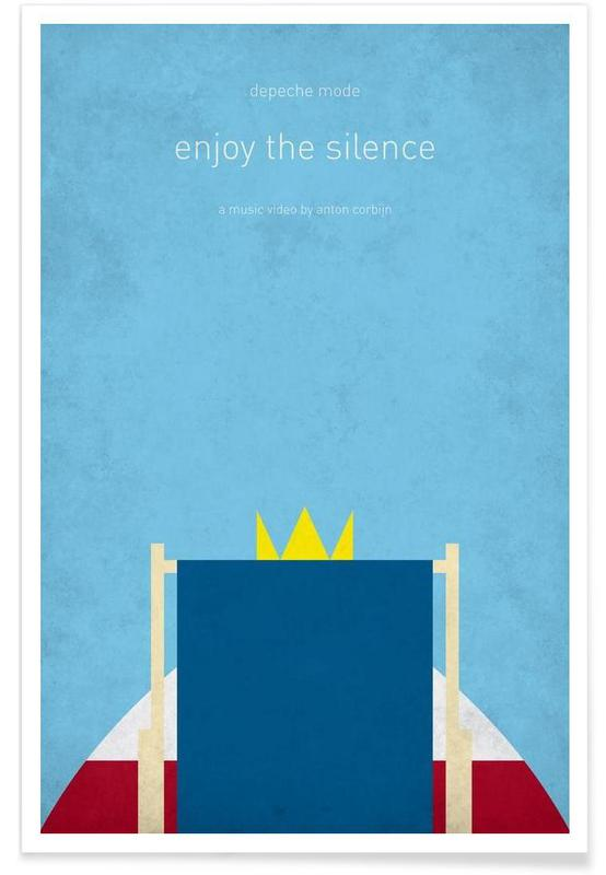 , Enjoy The Silence affiche