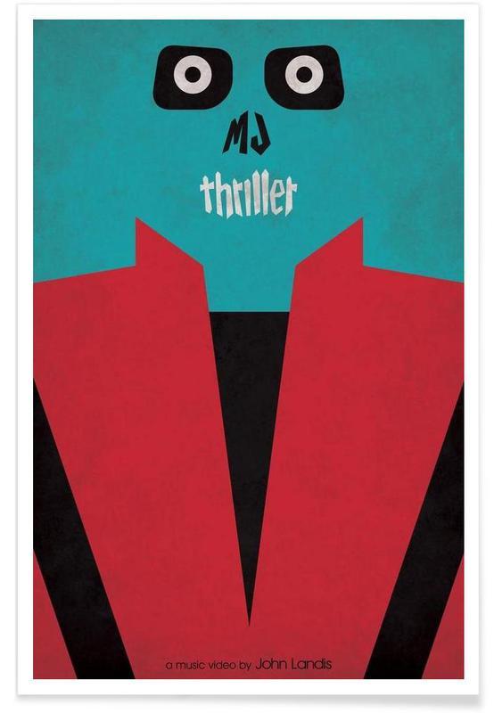 , Thriller affiche