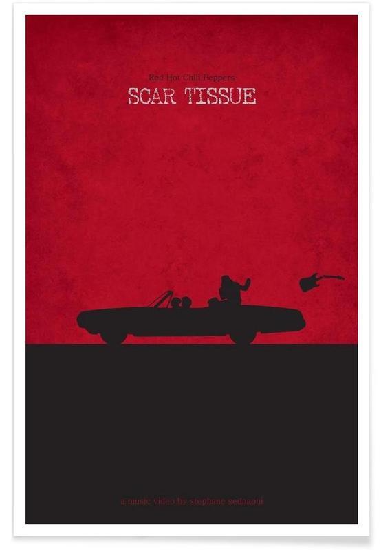 , Scar Tissue affiche