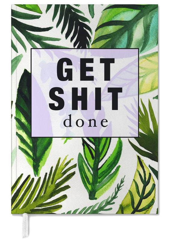 Get Shit Done Personal Planner