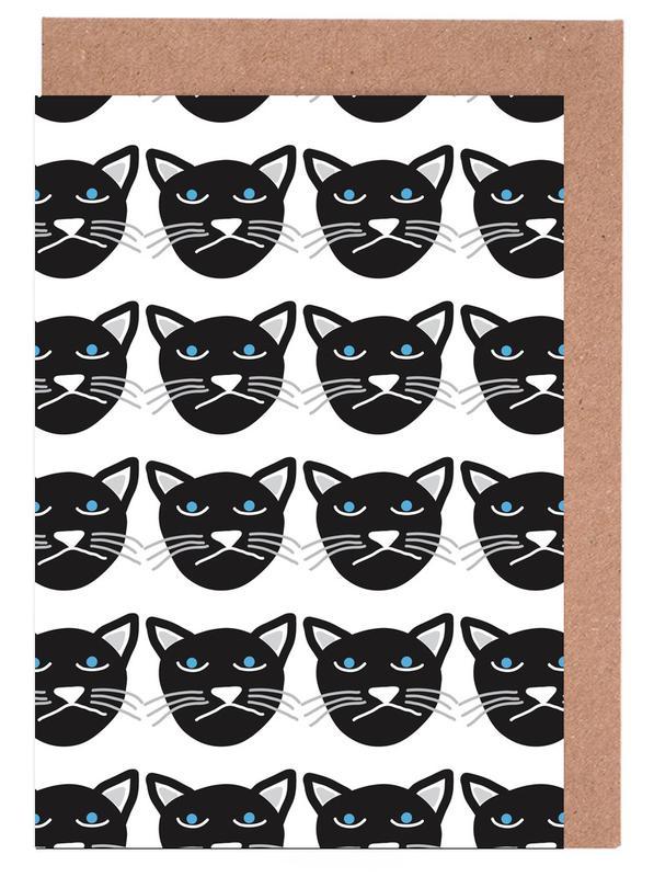 Grumpy Cat Greeting Card Set