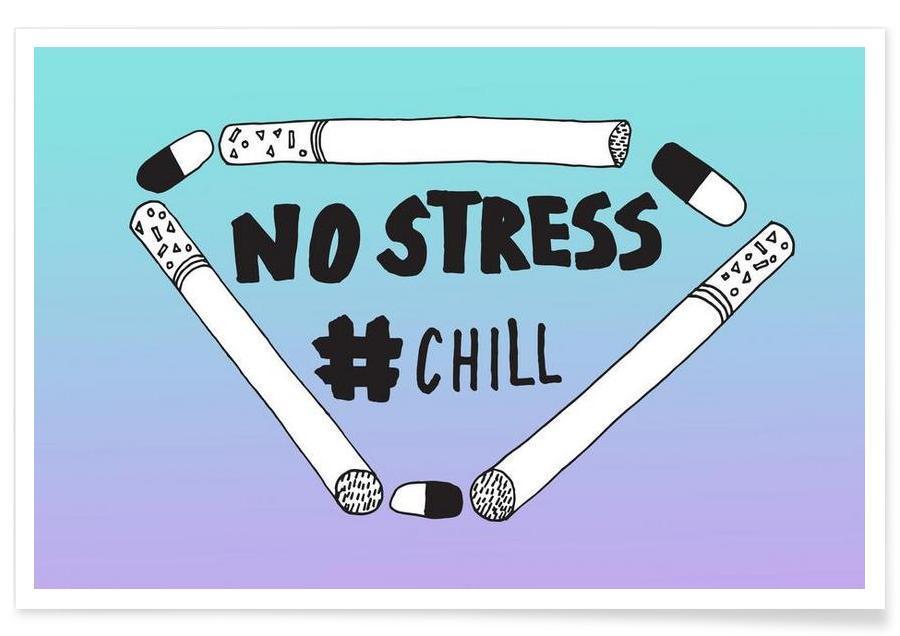 No Stress -Poster