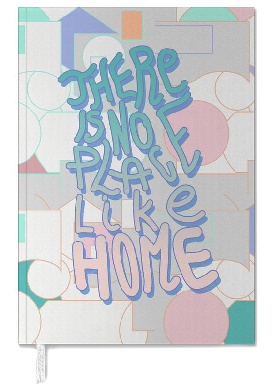 There Is No Place Like Home Personal Planner