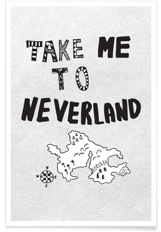 Take Me To Neverland Poster