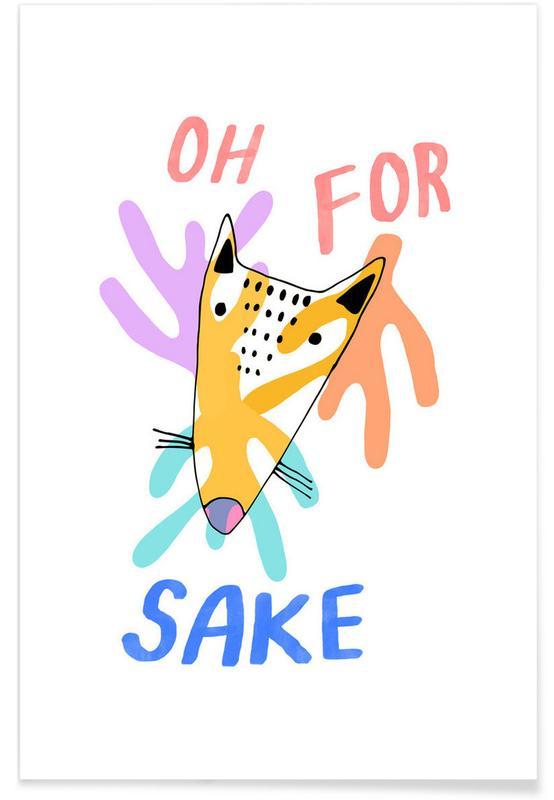 Oh for Fox Sake Poster