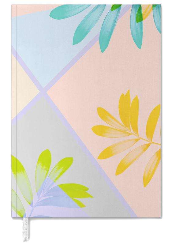 Tropical Palm Personal Planner