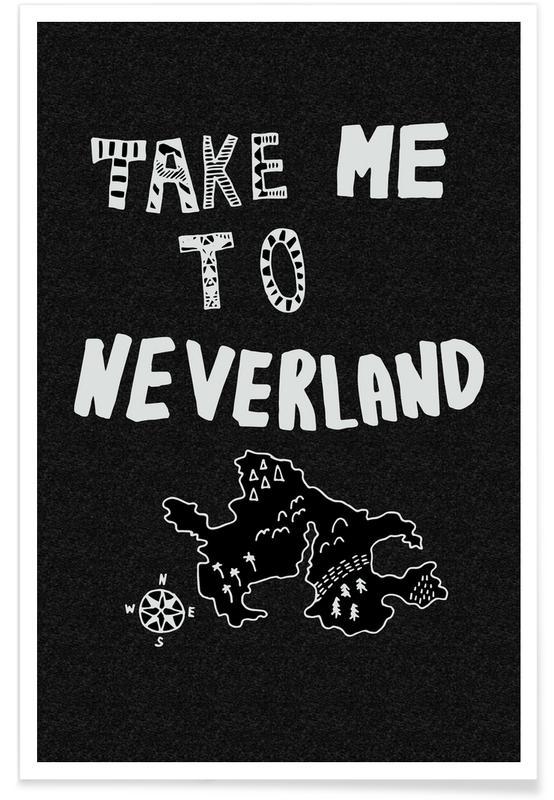 Take Me To Neverland 2 -Poster