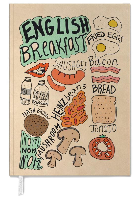 English Breakfast Personal Planner