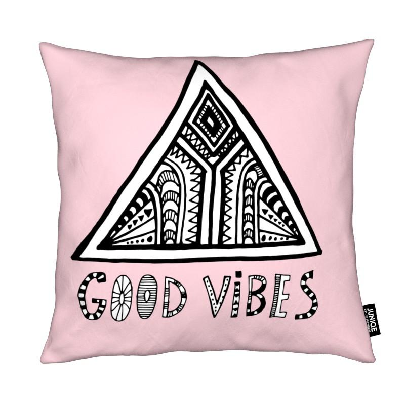Good Vibes Pink Blue