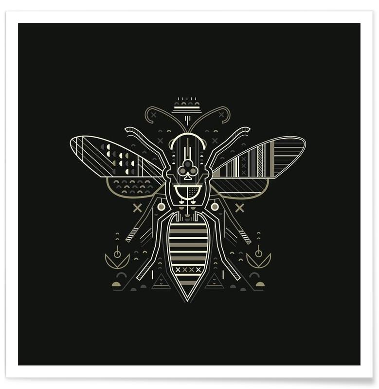 Zenith Wasp -Poster