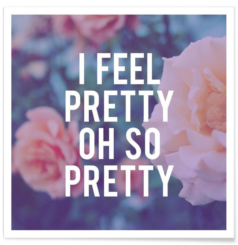 Oh, So Pretty -Poster