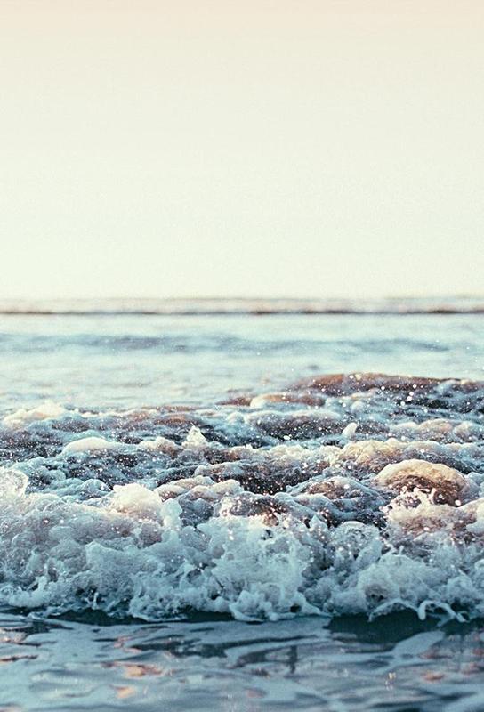 Pacific Ocean -Acrylglasbild