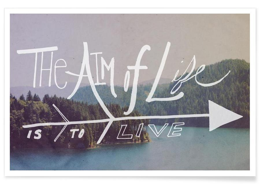 The Aim of Life affiche