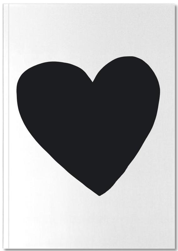 Big Heart Notebook