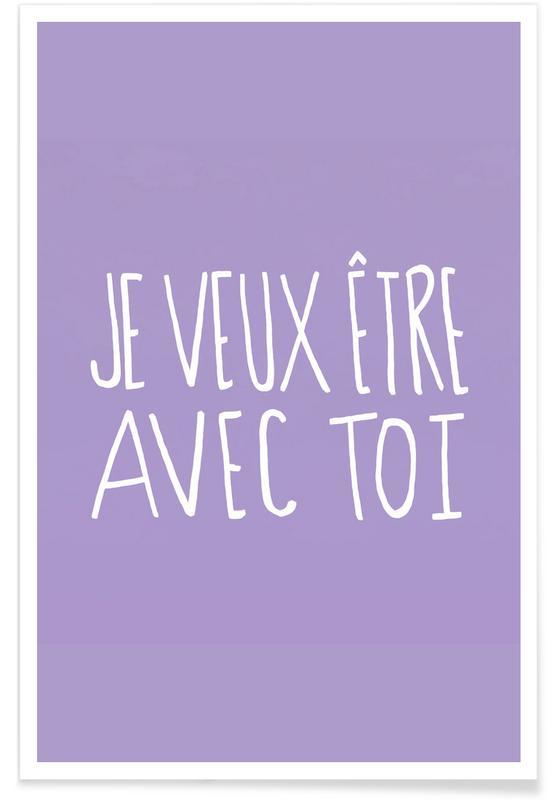 Je Veux -Poster