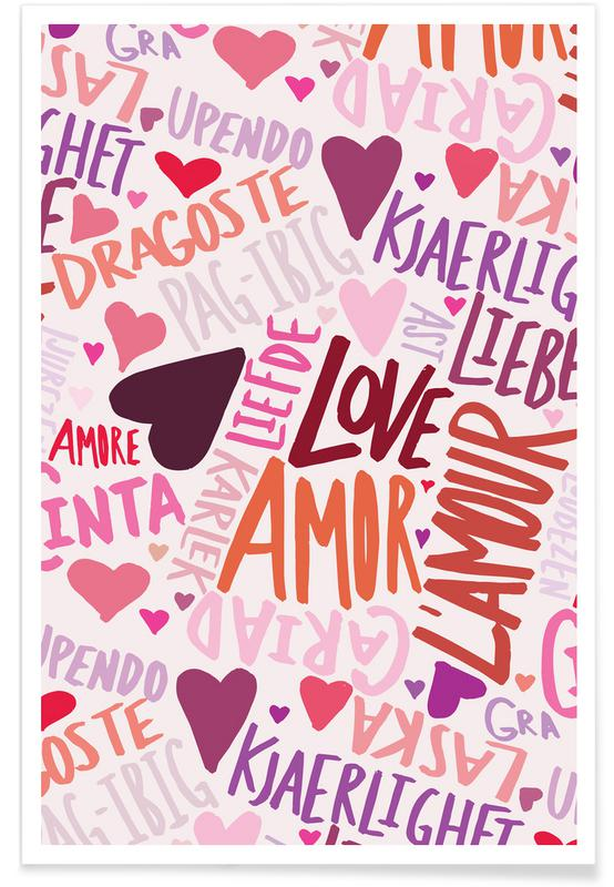 Love Languages -Poster