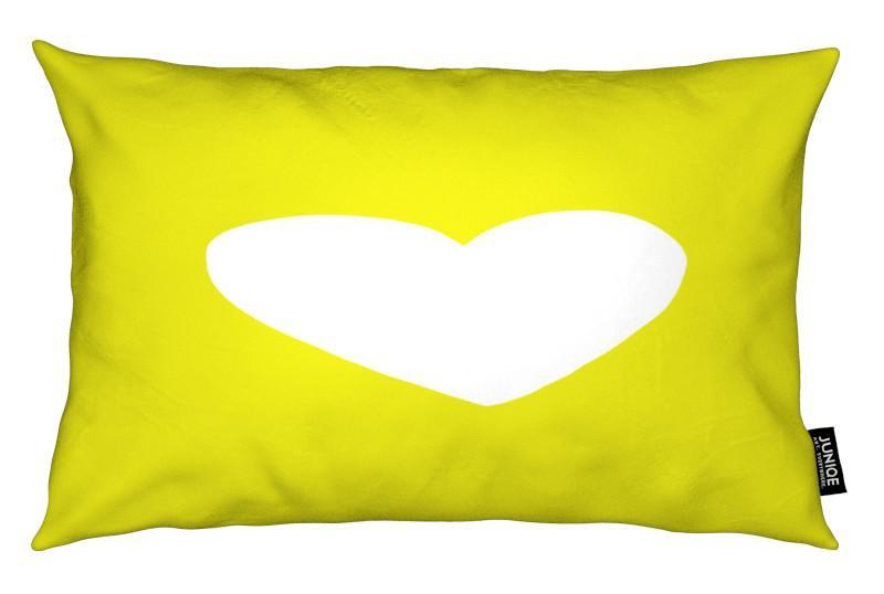 Anniversaires de mariage et amour, Cœurs, Saint-Valentin, Sunshine Heart coussin