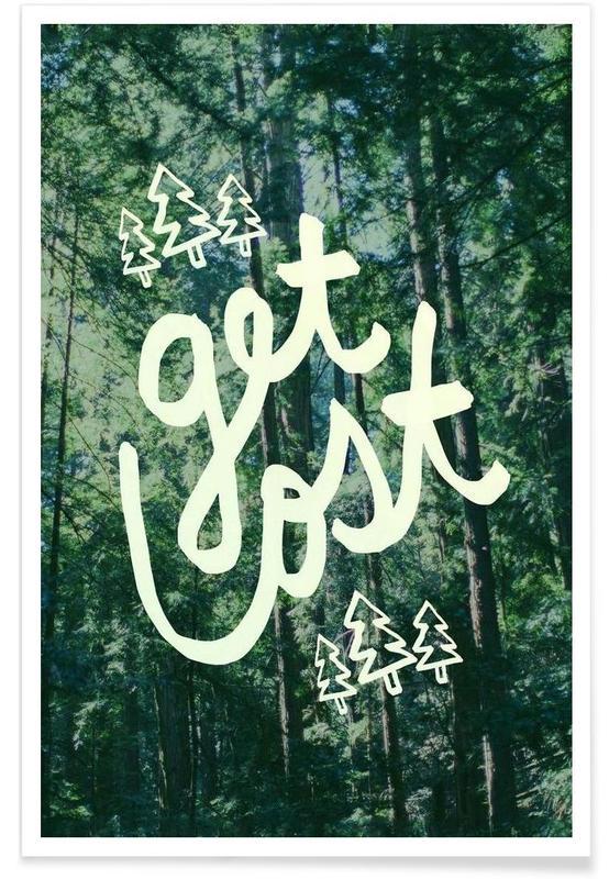 Forêts, Get Lost Forest affiche